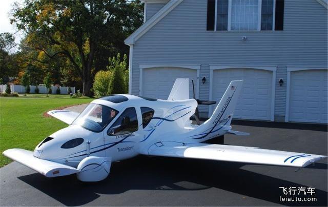 Transition飞车预计在2022年正式投入市场销售
