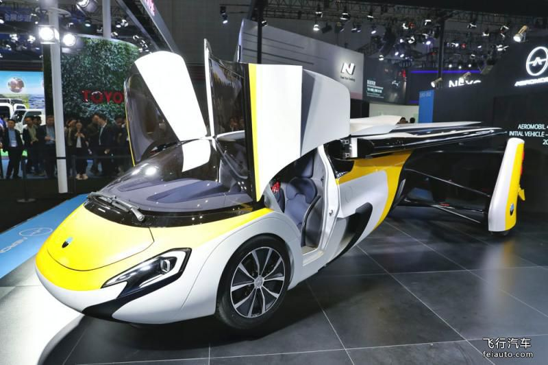 AeroMobil 飞行汽车参数报价2021年上市