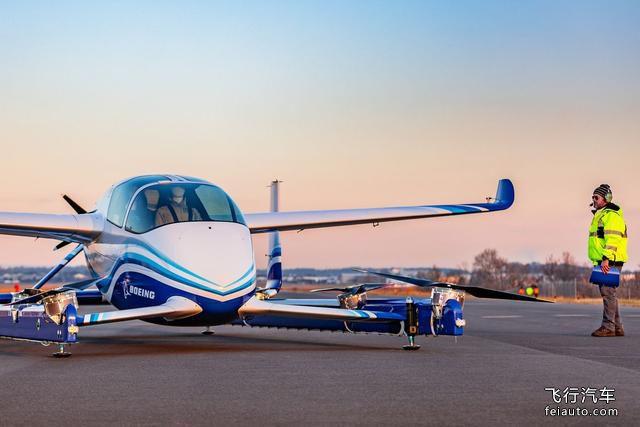 波音 Spark Cognition 飞行汽车参数报价2023年上市