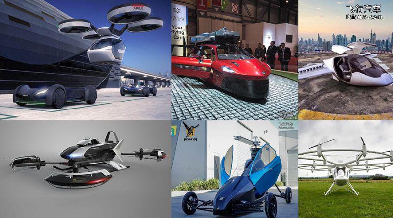 飞行汽车市场前景究竟如何?