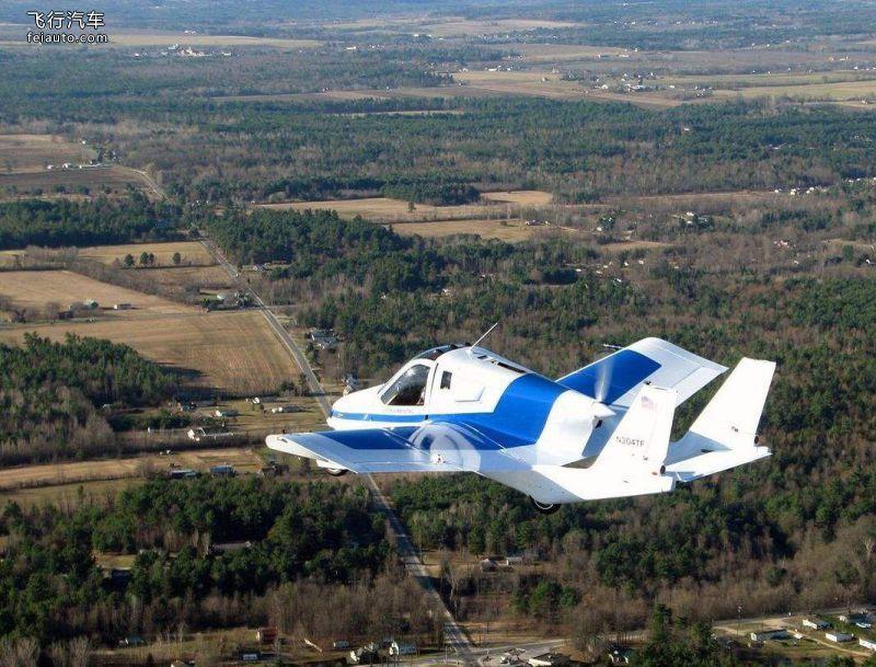 未来飞行汽车或能在更广泛的领域得到应用