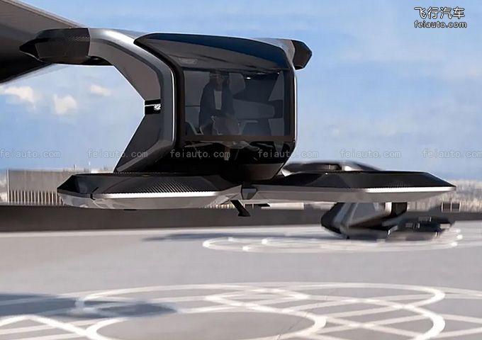 通用 凯迪拉克Halo 飞行汽车参数报价未量产