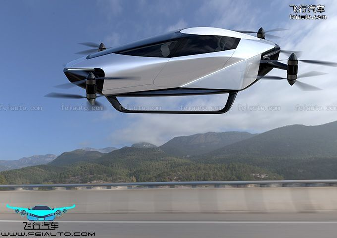载人飞行汽车对安全性要求极高 各国低空飞行政策