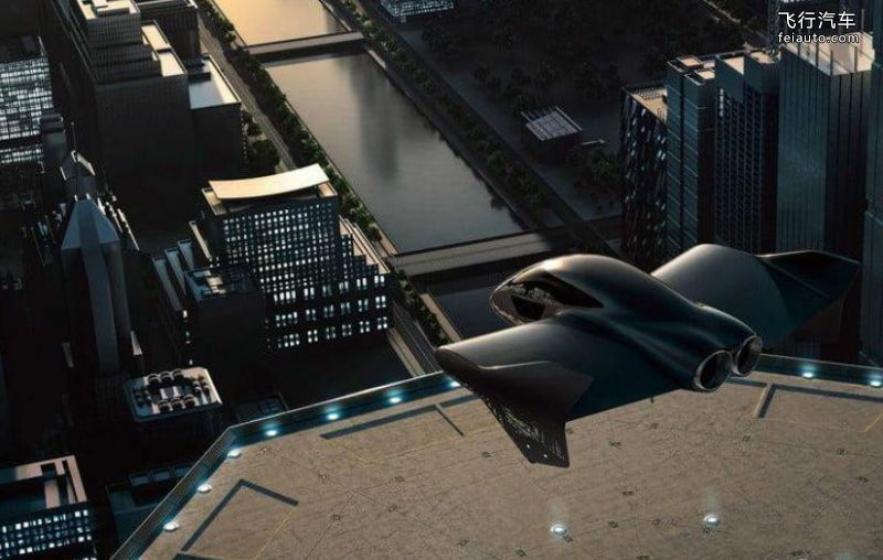 波音和保时捷研发电动飞行汽车