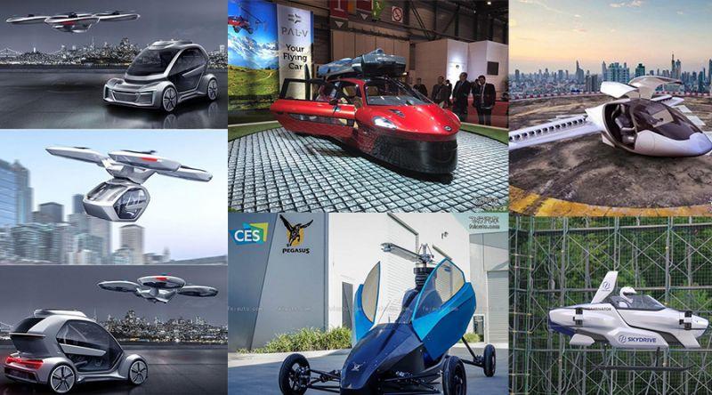 飞行汽车会使未来出行有哪些变化及未来市场如何?