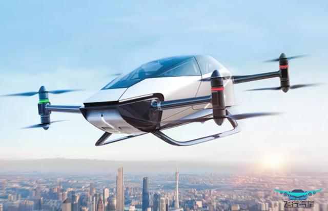 小鹏汇天获5亿美元A轮融资,飞行汽车有望在2024年面世